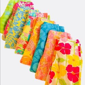 Lilly Pulitzer White Tag Sale Capris Available Now